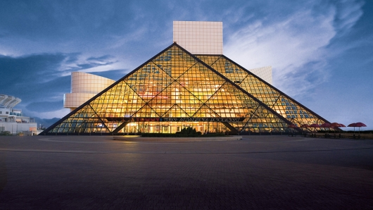 Rock and Roll Hall of Fame Museum