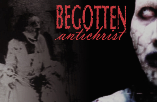 Begotten Antichrist - Begotten and Marilyn Manson