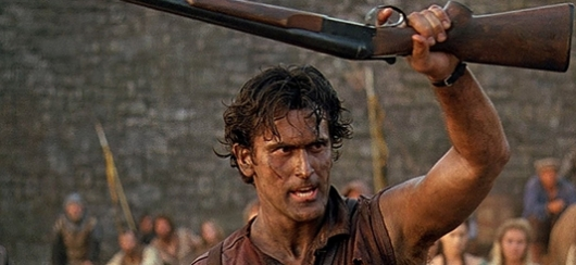 Bruce Campbell In Army Of Darkness halloween