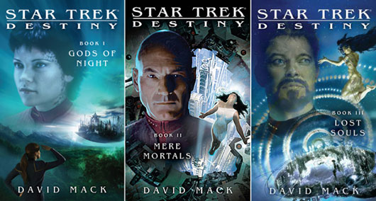 David Mack Star Trek Destiny Series