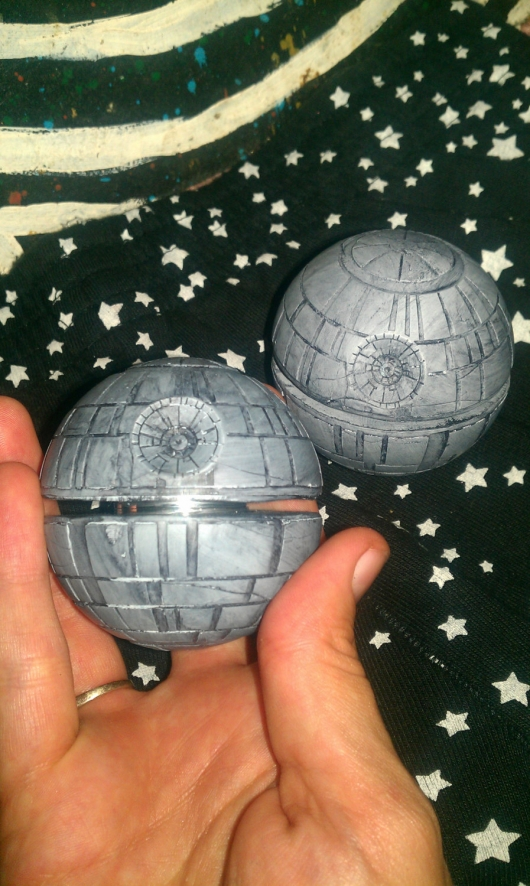 Star Wars Death Star Herb Grinder in Space