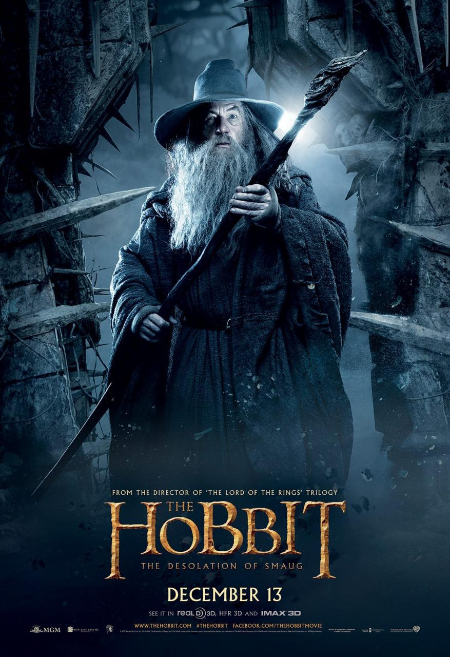 Back to Article: New Character Posters For 'The Hobbit: The ...