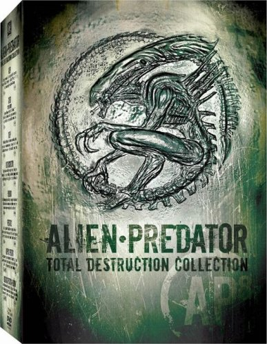 Alien – Predator Total Destruction Collection