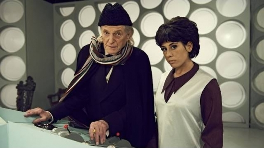 An Adventure In Time And Space - Doctor Who - BBC Special David Bradley Claudia Grant