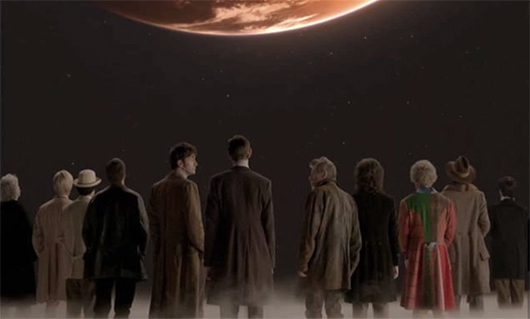Doctor Who - The Day of the Doctor - TV Still - BBC