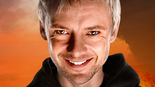 Doctor Who: John Simm as The Master
