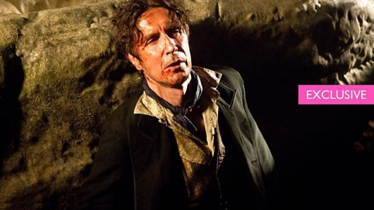 Doctor Who: The Night of the Doctor Paul McGann