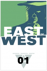 East of West, Volume 1 cover