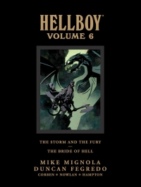 Hellboy: Library Edition, Volume 6 hardcover