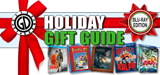 Holiday Blu-ray Gift Guide banner