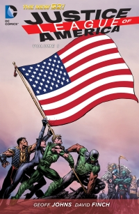 Justice League Of America, Volume 1: World's Most Dangerous