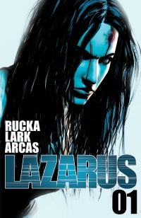 Lazarus, Volume 1 cover