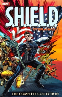 S.H.E.I.L.D. by Jim Steranko: The Complete Collection