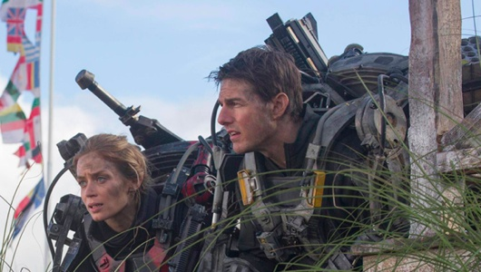 Edge Of Tomorrow Trailer Tom Cruise