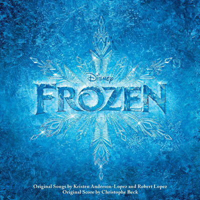 Frozen Soundtrack cover