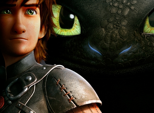How To Train Your Dragon 2 Header Image