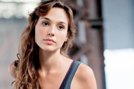 New Wonder Woman Gal Gadot Image