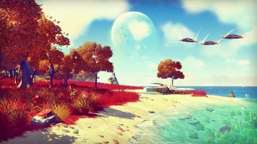 Hello Games' No Man's Sky