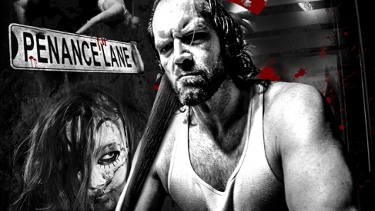 Tyler Mane in Penance Lane