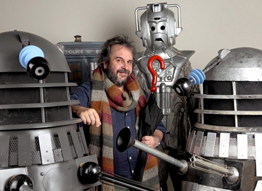 Peter Jackson Doctor Who