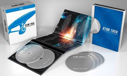 Star Trek: Stardate Collection Blu-ray