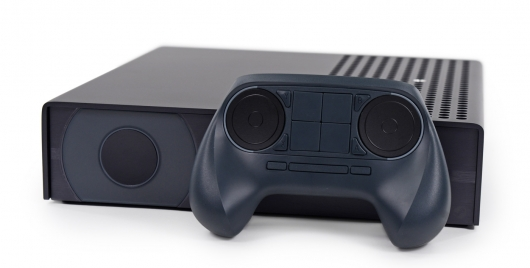 Steam Box/Steam Machine Console and Controller