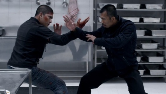 The Raid 2: Berandal trailer header