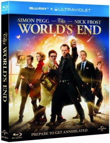 The World's End Blu-ray Box