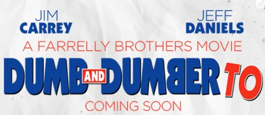Dumb and Dumber To Title Banner