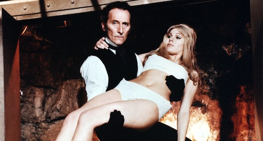 Frankenstein Created Woman Movie Still