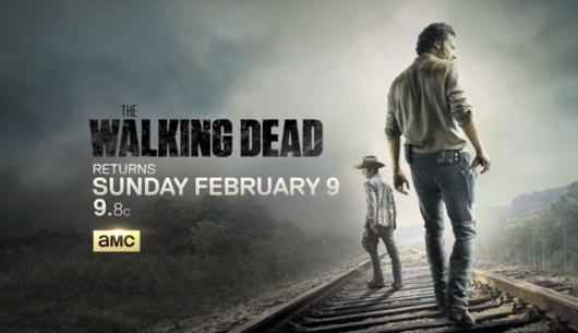 The Walking Dead Season 4 Mid-Season Premiere February 2014 Don't Look Back