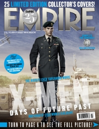 X-Men: Days Of Future Past, Empire cover 04 William Stryker