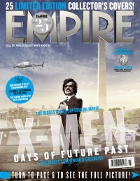 X-Men: Days Of Future Past, Empire cover 05 Bolivar Trask