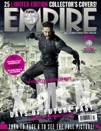 X-Men: Days Of Future Past, Empire cover 11 future Wolverine