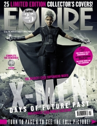 X-Men: Days Of Future Past, Empire cover 16 Storm