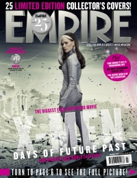 X-Men: Days Of Future Past, Empire cover 17 Rogue
