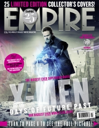 X-Men: Days Of Future Past, Empire cover 22 Iceman