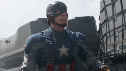 Captain America: The Winter Soldier Header Image