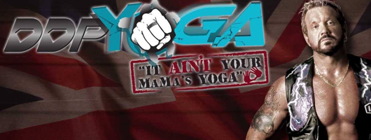 DDP Yoga header