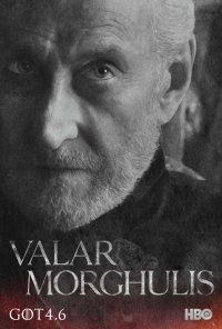 Game Of Thrones: Tywin season 4 character poster