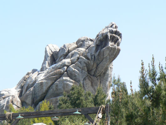 Grizzly Peak at Disney California Adventure Park (Photo by Brett Nachman)