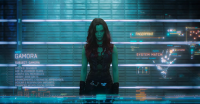 Guardians of the Galaxy: Gamora 01