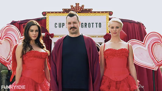 Cupid's Grotto With Legit Star Jim Jefferies