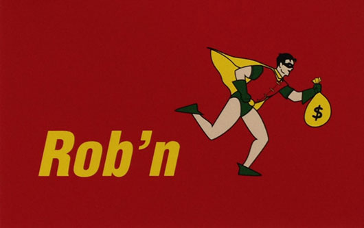 Hey, That's Super Rob'n design