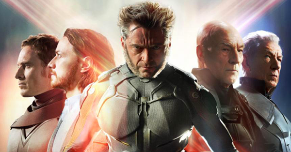 X-Men: Days Of Future Past banner
