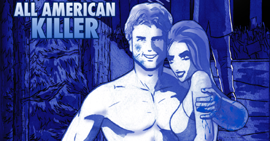 American Monsters 2 cover banner