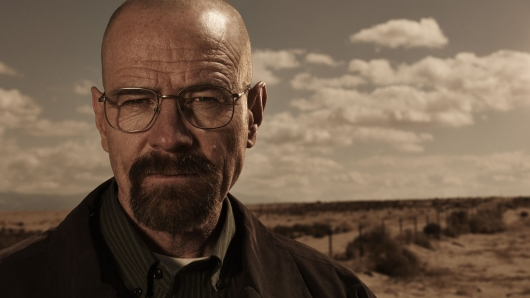 Bryan Cranston as Walter White Power Rangers