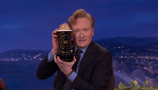 Conan O'Brien MTV Movie Awards 2014