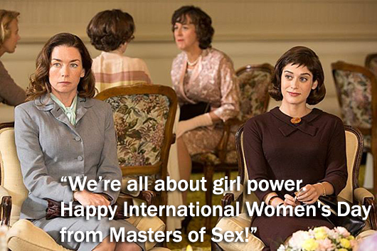 Masters of Sex: Girl Power