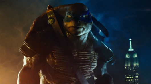 Michael Bay: Teenage Mutant Ninja Turtles: Leonardo